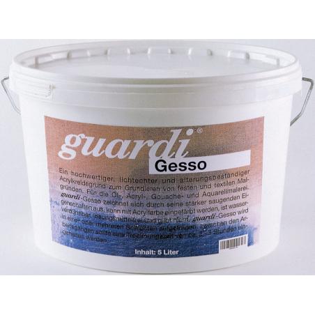 GUARDI GESSO BLANC 5L