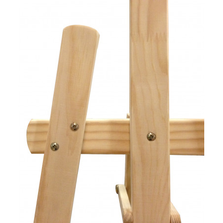 Chevalet d'écolier en bois 132