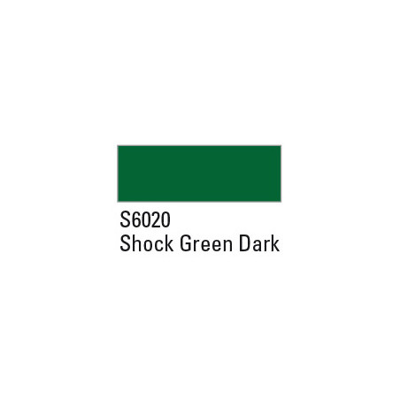 MONTANA GOLD 400ML S6020 SHOCK GREEN DARK