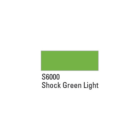 MONTANA GOLD 400ML S6000 SHOCK GREEN LIGHT