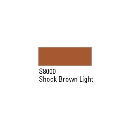 MONTANA GOLD 400ML S8000 SHOCK BROWN LIGHT