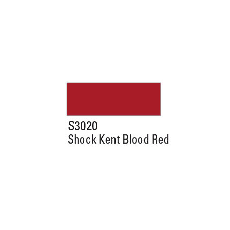 MONTANA GOLD 400ML S3020 SHOCK KENT BLOOD RED