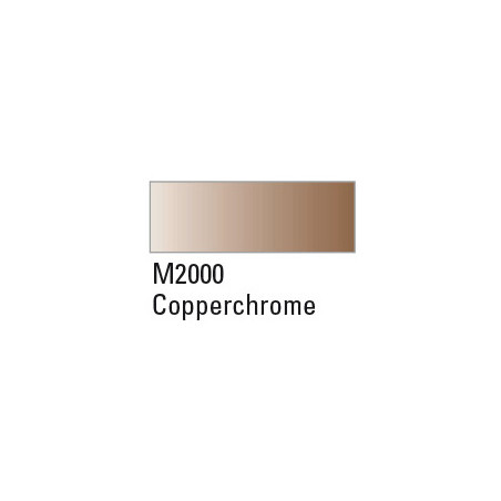 MONTANA GOLD 400ML M2000 COPPERCHROME