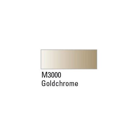 MONTANA GOLD 400ML M3000 GOLDCHROME