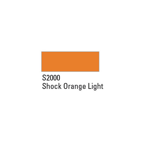 MONTANA GOLD 400ML S2000 SHOCK ORANGE LIGHT