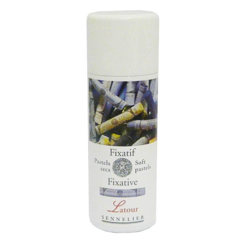 Fixatif Latour pour pastels secs