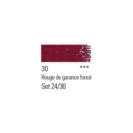 BOESNER PASTEL 30 ROUGE DE GARANCE FONCE
