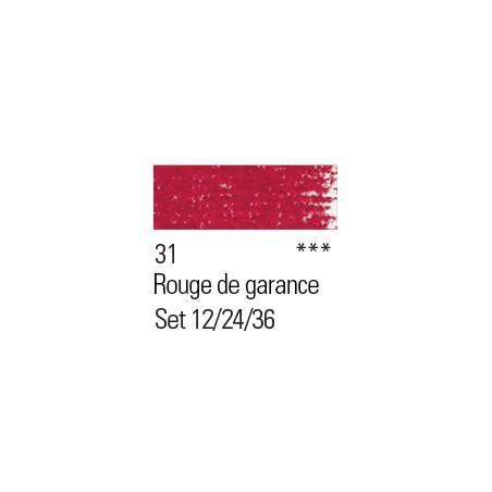BOESNER PASTEL 31 ROUGE DE GARANCE