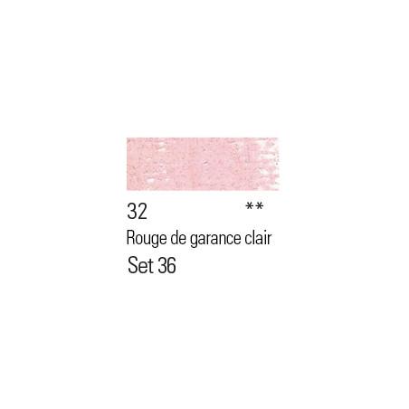 BOESNER PASTEL 32 ROUGE DE GARANCE CLAIR