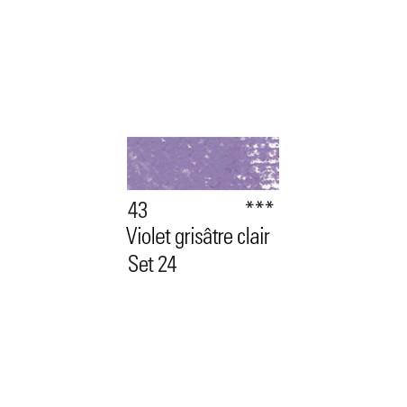 BOESNER PASTEL 43 VIOLET GRISATRE CLAIR