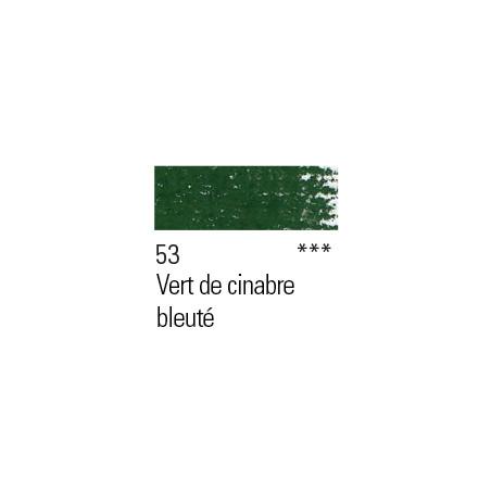 BOESNER PASTEL 53 VERT DE CINABRE BLEUTE