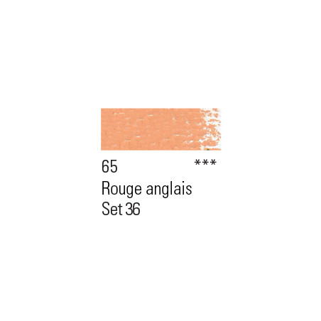 BOESNER PASTEL 65 ROUGE ANGLAIS