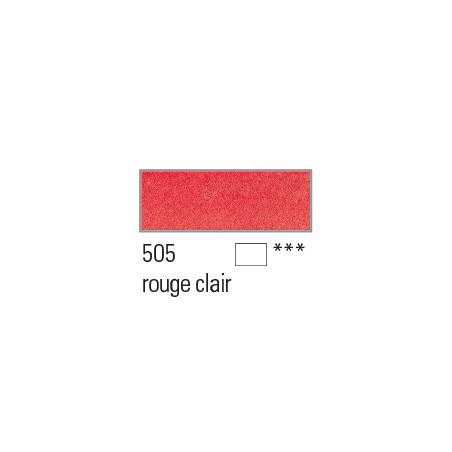 BOESNER AQUARELLE STUDIO 1/1GODETS 505 ROUGE CLAIR