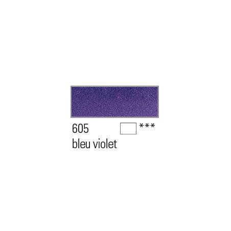 BOESNER AQUARELLE STUDIO 1/1GODETS 605 VIOLET BLEUTE