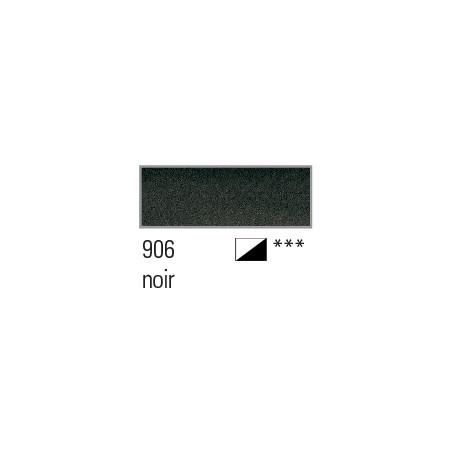 BOESNER AQUARELLE STUDIO 1/1GODETS 906 NOIR