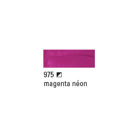 BOESNER ACRYL STUDIO 250ML 975 MAGENTA NEON