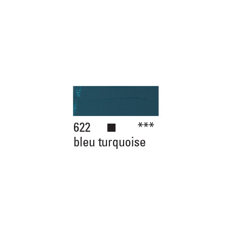 BOESNER ACRYL STUDIO 500ML 622 BLEU TURQUOISE
