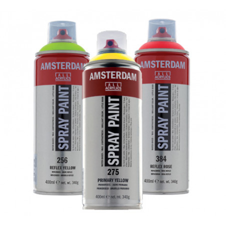Spray paint acrylique Amsterdam