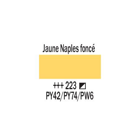 AMSTERDAM BOMBE 400ML JAUNE NAPLES F