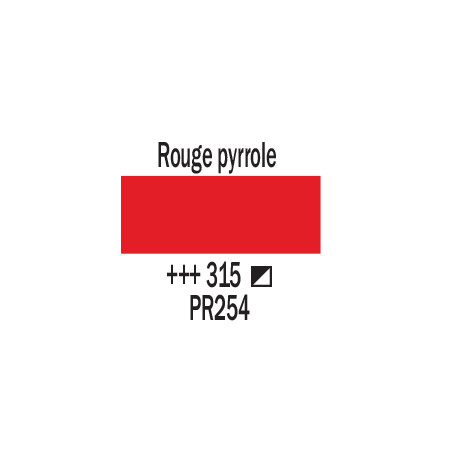 AMSTERDAM BOMBE 400ML ROUGE PYROLLE