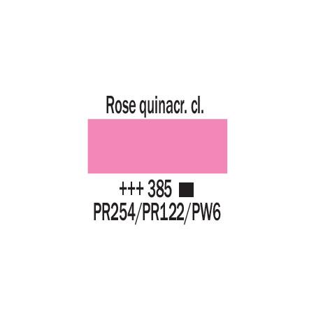 AMSTERDAM BOMBE 400ML ROSE QUINACR C