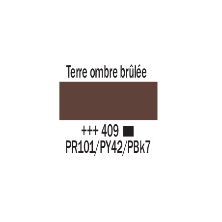 AMSTERDAM ACRYL BOMBE 400ML 409 OMBRE BRULEE