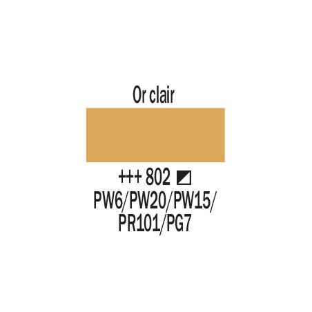 AMSTERDAM ACRYL BOMBE 400ML 802 OR CLAIR