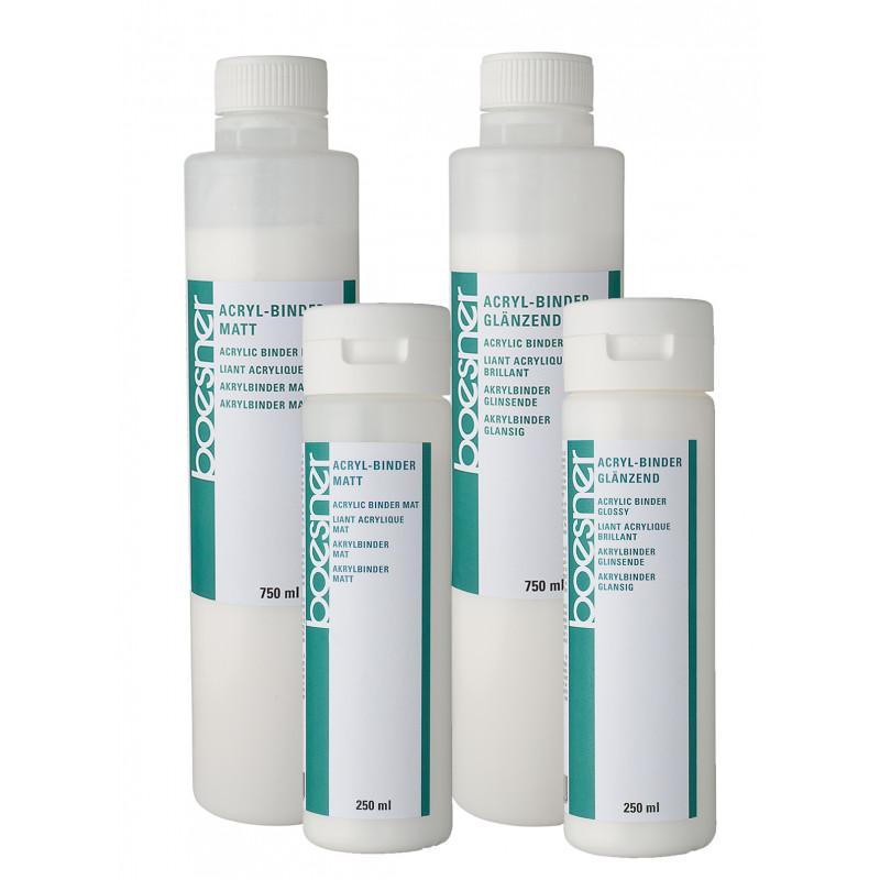Liant acrylique Boesner