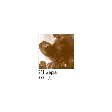 DALER ROWNEY ENCRE ACRYLIQUE  29ML 251 SEPIA