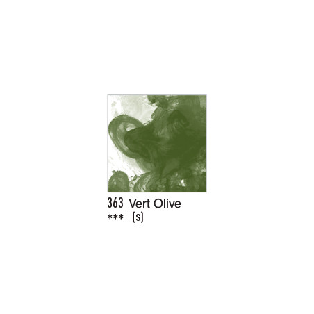 DALER ROWNEY ENCRE ACRYLIQUE  29ML 363 VERT OLIVE