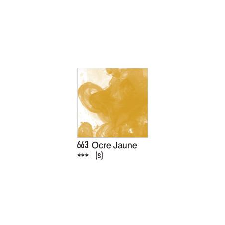 DALER ROWNEY ENCRE ACRYLIQUE  29ML 663 OCRE JAUNE