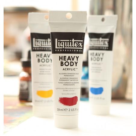 Peinture acrylique Liquitex Heavy Body Extra-fine