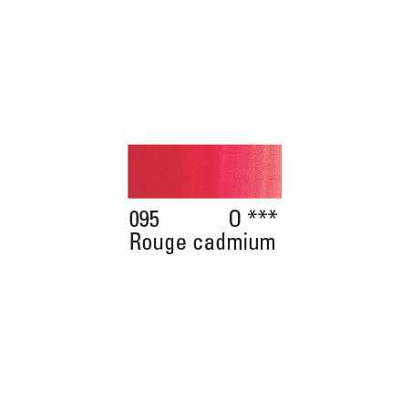 W&N PEINTURE HUILE WINTON 200ML 095 NUANCE DE ROUGE DE CADMIUM