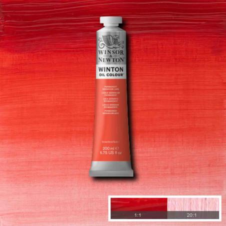 W&N PEINTURE HUILE WINTON 200ML 480 LAQUE GERANIUM PERMANENT