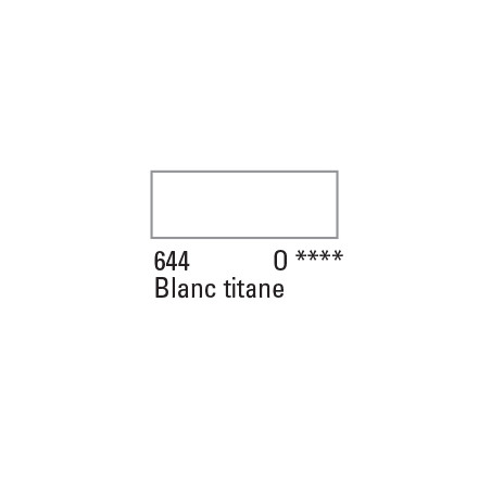 W&N PEINTURE HUILE WINTON 200ML 644 BLANC TITANE