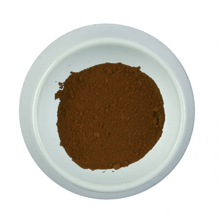 CLAVE PIGMENT 125G 0267 TERRE OMBRE BRULEE (AEK)