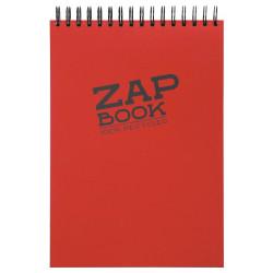 ZAP BOOK SPIRALE ENTETE UNI 80G/M² A4 320P