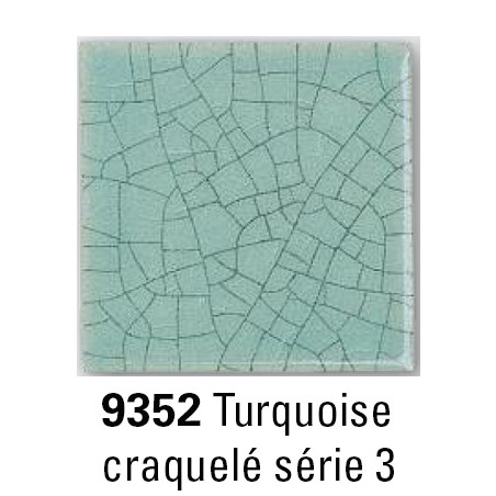 BOTZ FAIENCE 200ML S3 9352 TURQUOISE CRAQUELE