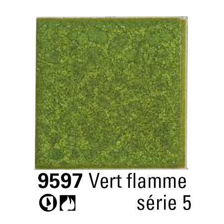BOTZ FAIENCE 200ML S5 9597 VERT FLAMME BRILLANT