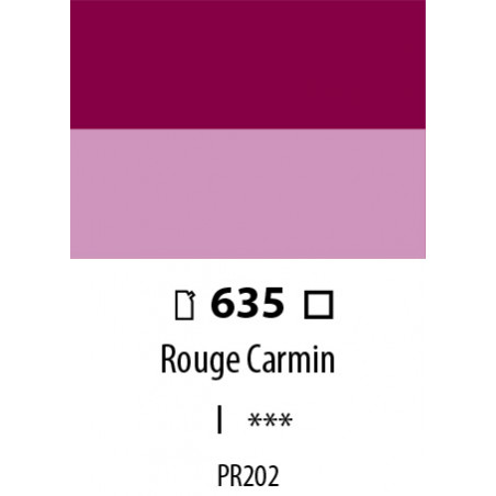 ABSTRACT SATINEE 120ML 635 ROUGE CARMIN