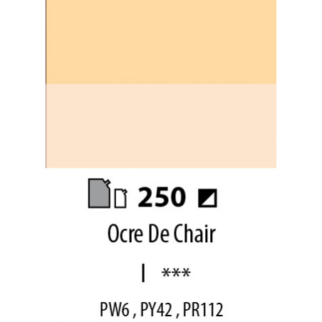 ABSTRACT SATINEE 500ML 250 OCRE DE CHAIR