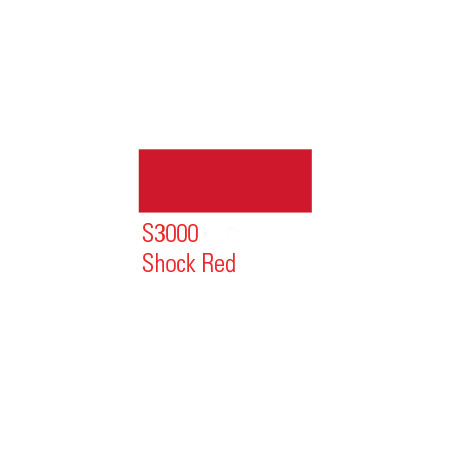 MONTANA MARKER 2MM S3000 SHOCK RED