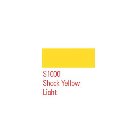 MONTANA MARKER 2MM S1000 SHOCK YELLOW LIGHT