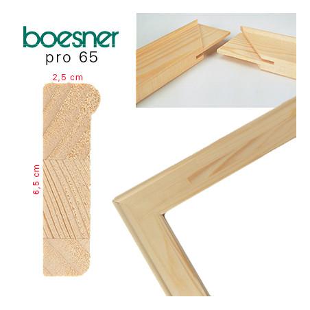 Baguettes à châssis Boesner Pro 65