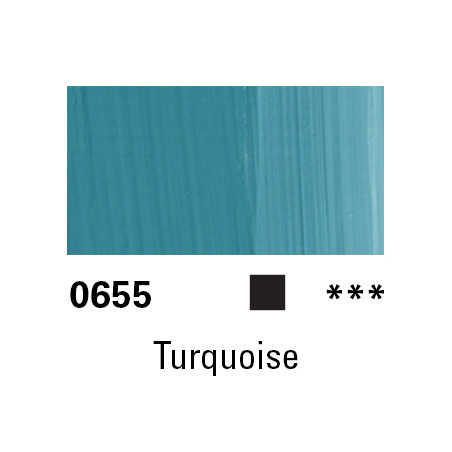 LUKAS BERLIN HUILE 37ML 0655 TURQUOISE