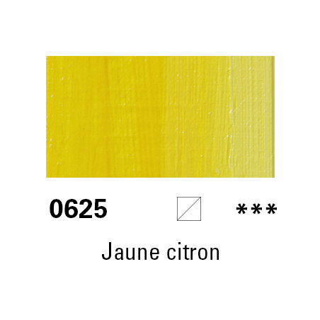 LUKAS BERLIN HUILE 37ML 0625 JAUNE CITRON