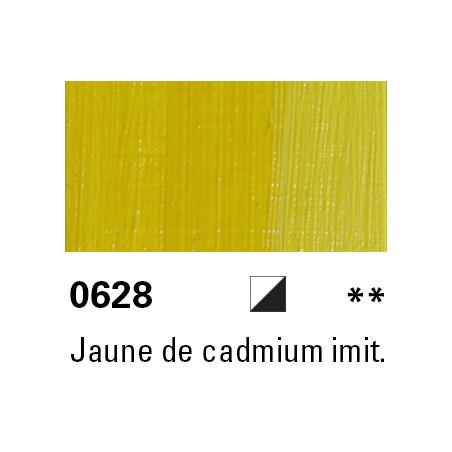 LUKAS BERLIN HUILE 37ML 0628 JAUNE CADMIUM IMIT.