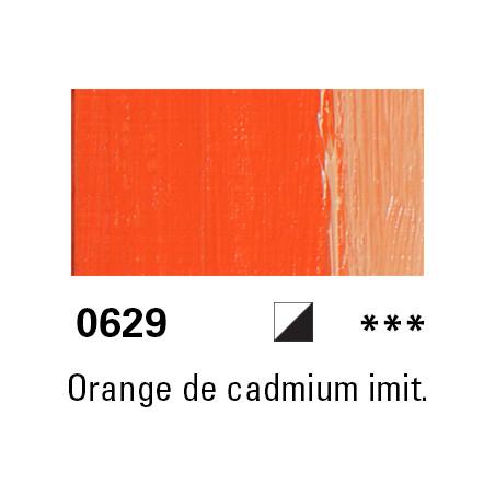 LUKAS BERLIN HUILE 37ML 0629 ORANGE DE CADMIUM