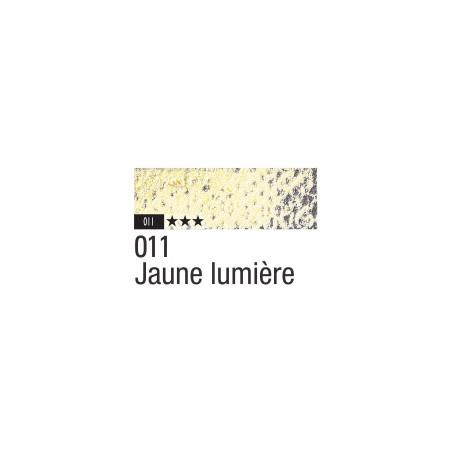 CARAN D'ACHE PASTEL PENCIL 011 JAUNE LUMIERE