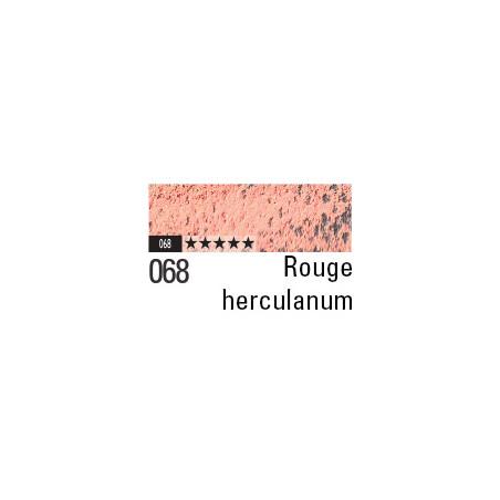 CARAN D'ACHE PASTEL PENCIL 068 ROUGE HERCULANUM